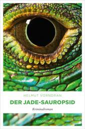 Der Jade-Sauropsid - Franken Krimi