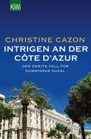 Christine Cazon: Intrigen an der Côte d´Azur ★★★★