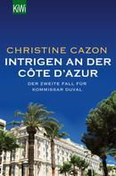 Christine Cazon: Intrigen an der Côte d'Azur ★★★★