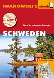 Schweden - Reiseführer von Iwanowski - Individualreiseführer mit vielen Detailkarten und Karten-Download