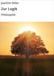 Zur Logik - Philosophie