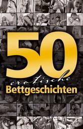 50 erotische Bettgeschichten