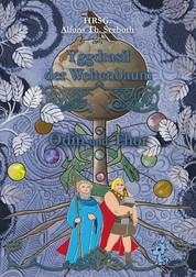 Yggdrasil der Weltenbaum - Thor und Odin
