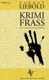 Krimifrass - Ein Siebengebirgskrimi