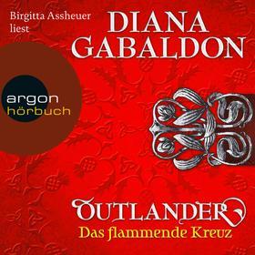 Das flammende Kreuz - Outlander 5 (Ungekürzte Lesung)