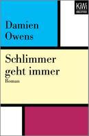 Damien Owens: Schlimmer geht immer ★★★★