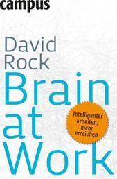 Brain at Work - Intelligenter arbeiten, mehr erreichen