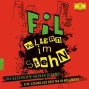 Pullern im Stehn - Live-Lesung aus dem TAK in Kreuzberg