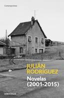 Julián Rodríguez: Novelas (2001-2015)