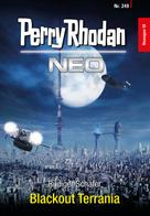 Rüdiger Schäfer: Perry Rhodan Neo 249: Blackout Terrania ★★★★