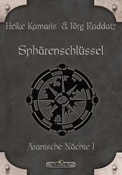 DSA 51: Sphärenschlüssel - Das Schwarze Auge Roman Nr. 51