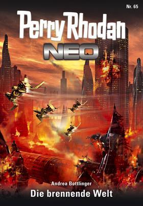 Perry Rhodan Neo 65: Die brennende Welt