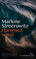 Marlene Streeruwitz: Flammenwand. ★★