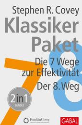 Klassiker Paket - Die 7 Wege zur Effektivität - Der 8. Weg