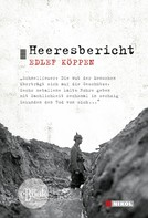 Edlef Köppen: Heeresbericht ★★★★★