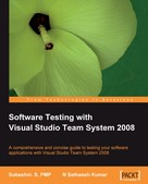 N Satheesh Kumar: Software Testing with Visual Studio Team System 2008