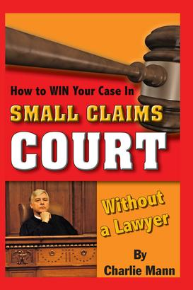 How to Win Your Case in Small Claims Court Without a Lawyer
