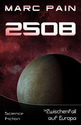 2508 - Der Zwischenfall auf Europa