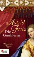 Astrid Fritz: Die Gauklerin ★★★★