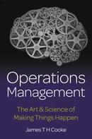 James Cooke: Operations Management