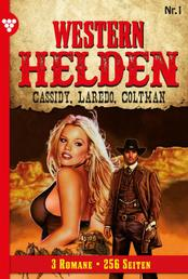 Western Helden 1 – Erotik Western - Cassidy, Laredo, Coltman