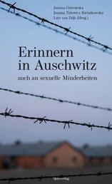 Erinnern in Auschwitz - auch an sexuelle Minderheiten