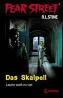 R.L. Stine: Fear Street 5 - Das Skalpell ★★★★★