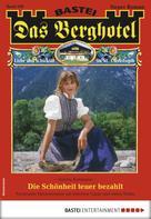 Verena Kufsteiner: Das Berghotel 169 - Heimatroman