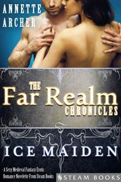 Ice Maiden - A Sexy Medieval Fantasy Erotic Romance Novelette From Steam Books