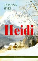Johanna Spyri: Heidi (Weihnachtsedition)