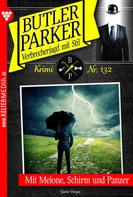 Günter Dönges: Butler Parker 132 – Kriminalroman ★★★★