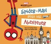 Marvel Spider-Man reist ins Abenteuer - Das Bilderbuch zum Film Spider-Man Far From Home - Bilderbuch ab 4 Jahren