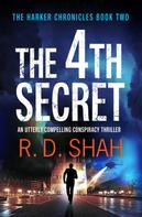 R.D. Shah: The 4th Secret ★★★★
