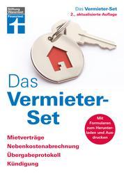 Das Vermieter-Set - Für private Vermieter - Rechtsverbindliche Formulare von Anfang bis zur Beendigung des Mietverhältnisses: Mietverträge, Nebenkostenabrechnung, Übergabeprotokoll & Kündigung