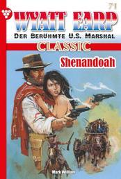Wyatt Earp Classic 71 – Western - Shenandoah