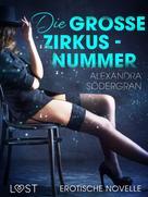 Alexandra Södergran: Die große Zirkusnummer - Erotische Novelle