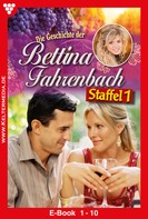 Michaela Dornberg: Bettina Fahrenbach Staffel 1 – Liebesroman ★★★★