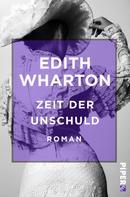 Edith Wharton: Zeit der Unschuld ★★★★