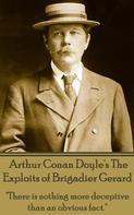 Arthur Conan Doyle: The Exploits of Brigadier Gerard