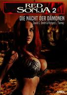 David C. Smith: RED SONJA, BAND 2: Die Nacht der Dämonen