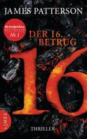 James Patterson: Der 16. Betrug ★★★★