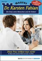 Ina Ritter: Dr. Karsten Fabian 209 - Arztroman ★★★★★