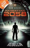 Dan Adams: Manhattan 2058 - Folge 2 ★★★★★