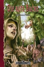 DSA 102: Die rote Bache - Das Schwarze Auge Roman Nr. 102