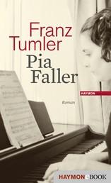 Pia Faller - Roman