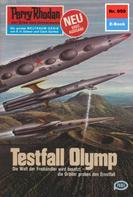 William Voltz: Perry Rhodan 950: Testfall Olymp ★★★★