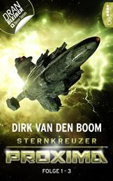 Sternkreuzer Proxima - Sammelband 1 - Folge 1-3