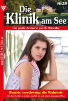 Britta Winckler: Die Klinik am See 39 – Arztroman