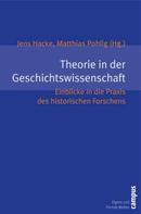 Jens Hacke: Theorie in der Geschichtswissenschaft