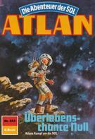 Falk-Ingo Klee: Atlan 553: Überlebenschance Null ★★★★